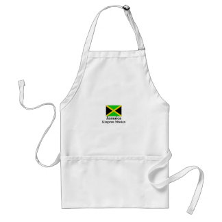 Delantal de la misión de Jamaica Kingston