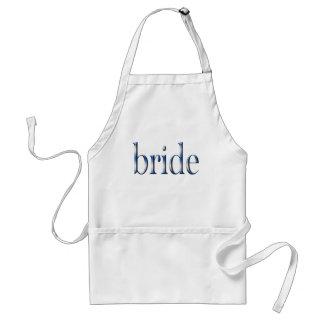 Delantal de la novia