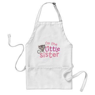Delantal de la pequeña hermana