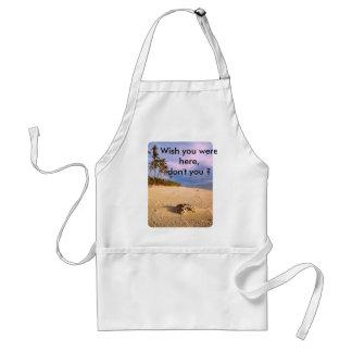 Delantal de la playa