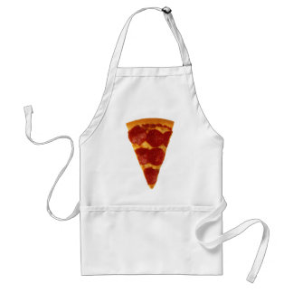 Delantal de la rebanada de la pizza