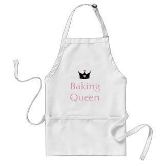 Delantal de la reina de la hornada