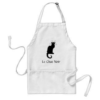 Delantal de Le Chat Noir Francia