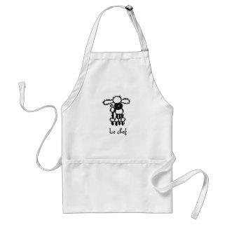 Delantal de Le Poodle Chef