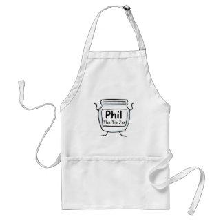 Delantal de Phil
