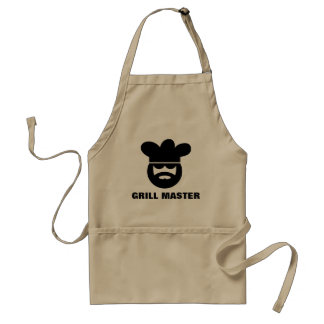 Delantal del Bbq de Grill Master el | para los