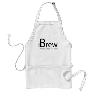 delantal del brew casero del iBrew