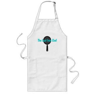Delantal del cocinero del arrabio