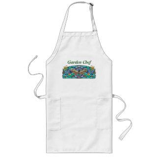 Delantal del cocinero del jardín