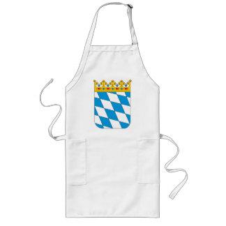 Delantal del escudo de armas de Baviera