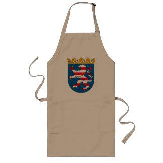 Delantal del escudo de armas de Hesse
