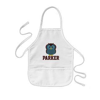 Delantal del fiesta (Parker)