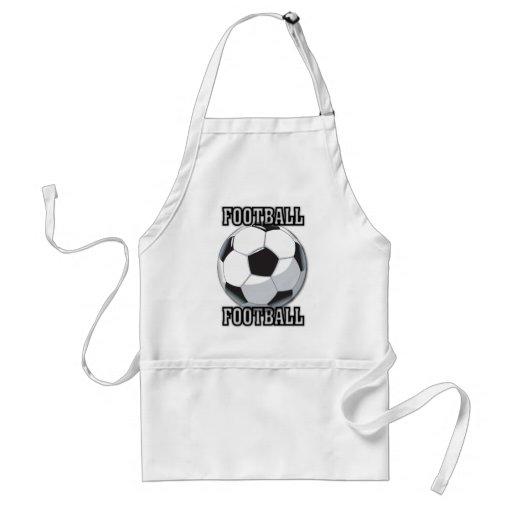 Delantal del fútbol