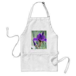 Delantal del iris
