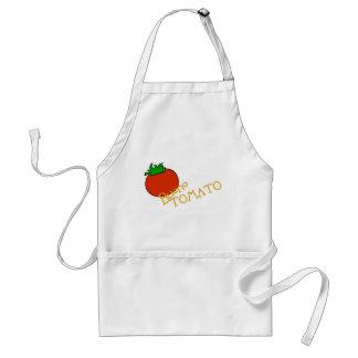 Delantal del tomate de APH Buono