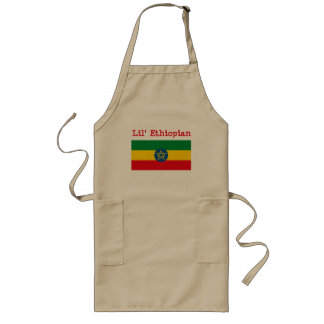 Delantal etíope de Lil