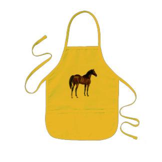 Delantal excelente del caballo