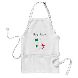 Delantal italiano