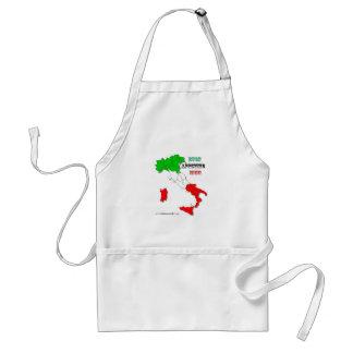 Delantal italiano Buon Appetito
