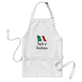 Delantal italiano picante
