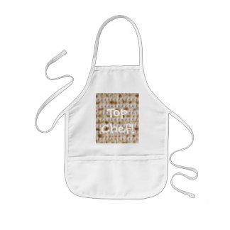 Delantal judío del babero del Passover del Matzoh