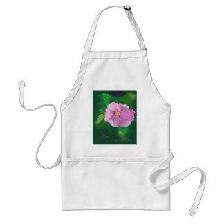 Delantal junio, color de rosa salvaje de Birthmont