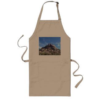 Delantal largo del paisaje de Arizona