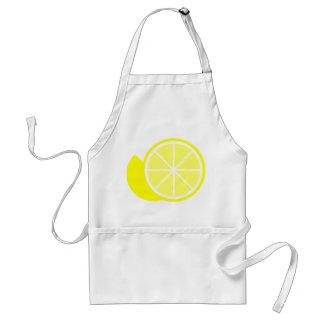 Delantal - limón