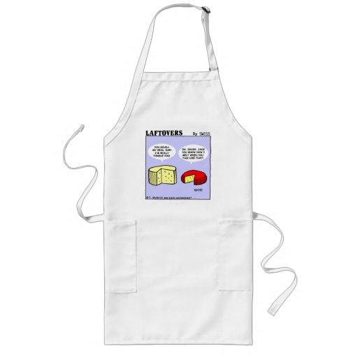 Delantal lindo divertido de los cocineros del dibu