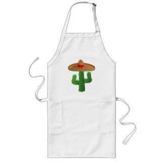 Delantal mexicano de la fiesta
