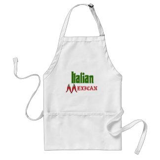 Delantal mexicano italiano