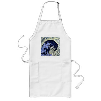Delantal Olas Long Apron