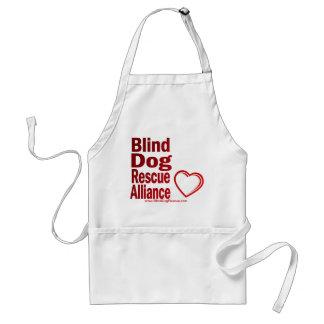 Delantal para el rescate ciego Alliance del perro