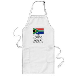 Delantal surafricano del argot