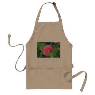 Delantal temático del Wildflower de las rosas