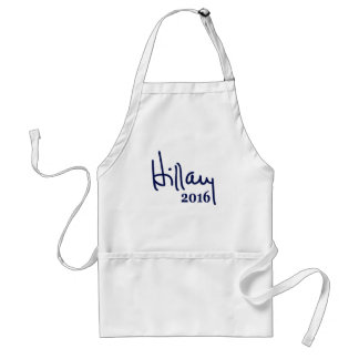 Delantales 2016 de la firma de Hillary
