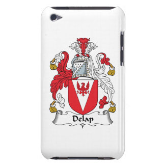 Delap Family Crest iPod Touch Case