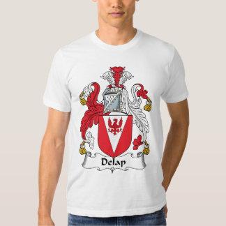 Delap Family Crest Tee Shirt