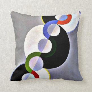 Delaunay - Endless Rhythm Pillow