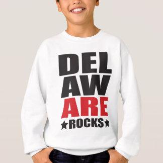 Delawar Rocks! State Spirit Gifts and Apparel Sweatshirt