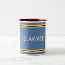 Delaware 11 oz Two-Tone Mug