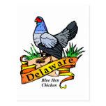 Delaware 2 tarjeta postal