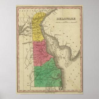 Delaware 6 posters