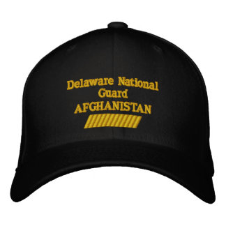 Delaware 72 MONTH  TOUR Embroidered Hat