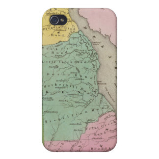 Delaware 7 iPhone 4/4S cover