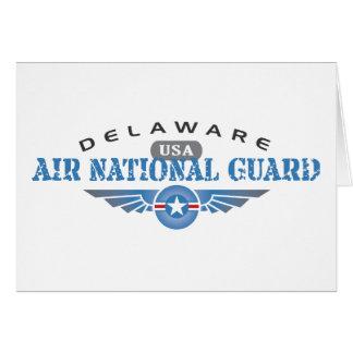 Delaware Air National Guard Card