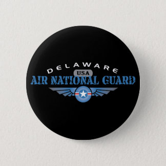 Delaware Air National Guard Pinback Button
