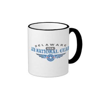 Delaware Air National Guard Ringer Mug
