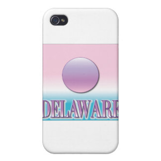 Delaware Airbrush Sunset iPhone 4 Cover