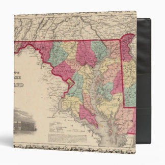 Delaware and Maryland Binder